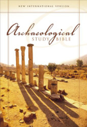 Niv Archaeological Study Bible Personal Size