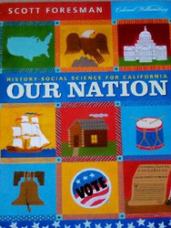 History-Social Science For California Our Nation