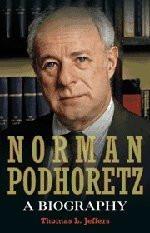 Norman Podhoretz by Thomas Jeffers