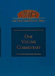 New Interpreter's Bible One-Volume Commentary