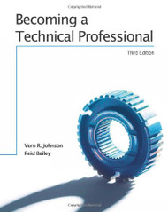Becoming A Technical Professional Text