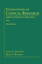Foundations of Clinical Research