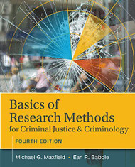 Basics Of Research Methods For Criminal Justice