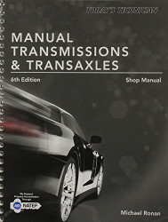 Today's Technician Manual Transmissions And Transaxles Shop Manual