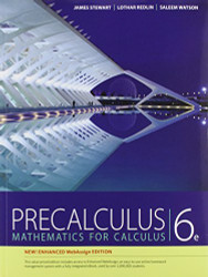 Precalculus Mathematics For Calculus