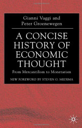 Concise History Of Economic Thought