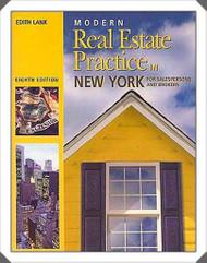 Modern Real Estate Practice In New York For Salespersons 11 E - Sam Irlander