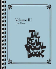 Real Vocal Book - Volume 3