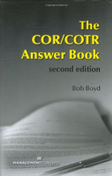 Cor/Cotr Answer Book