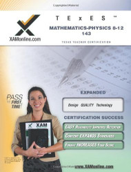 Texes Physics/Mathematics 7-12 243