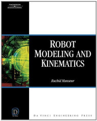 Robot Modeling and Kinematics