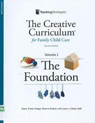 Creative Curriculum For Family Child Care Volume 1