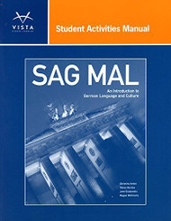 Sag Mal Student Activities Manual