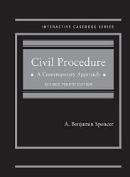 Spencer's Civil Procedure