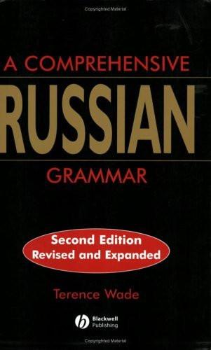 Comprehensive Russian Grammar 41