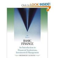 Basic Finance
