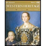 Western Heritage Since 1300 AP Edition