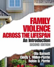 Family Violence Across The Lifespan