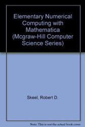 Elementary Numerical Computing With Mathematica