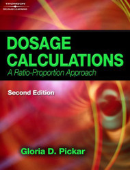 Dosage Calculations A Ratio-Proportion Approach