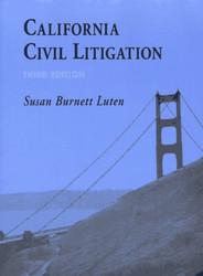 California Civil Litigation