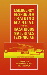 Emergency Responder Training Manual For The Hazardous Materials Technician