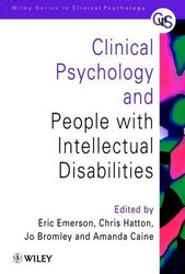 Clinical Psychology And People With Intellectual Disabilities