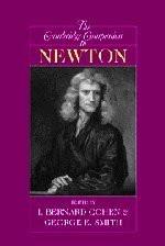 Cambridge Companion to Newton by Rob Iliffe