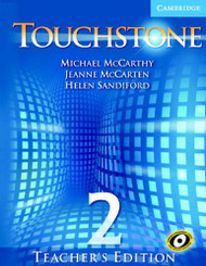 Touchstone Teacher's Edition 2 Teachers Book With Audio Cd
