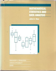 Mathematical Statistics And Data Analysis