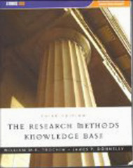 Research Methods Knowledge Base