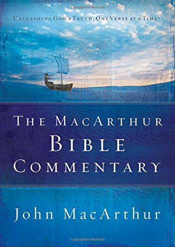 Macarthur Bible Commentary