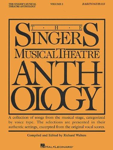 Singer's Musical Theatre Anthology Volume 2