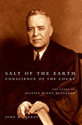 Salt Of The Earth Conscience Of The Court