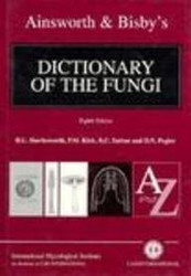 Ainsworth And Bisby's Dictionary Of The Fungi by Hawksworth