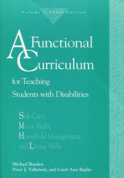 Functional Assessment And Curriculum For Teaching Students With Disabilities