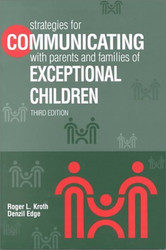 Strategies For Communicating With Parents And Families Of Exceptional Children