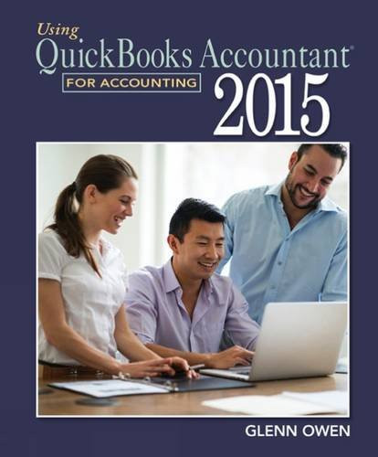 Using Quickbooks Accountant