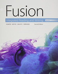 Fusion Integrated Reading And Writing Book 2