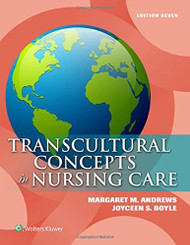 Transcultural Concepts In Nursing Care