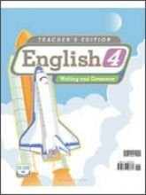 English 4 Writing And Grammar Teacher's Edition