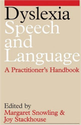Dyslexia Speech And Language