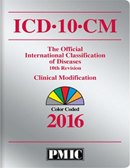 ICD-10-CM 2016 Official Codes Book