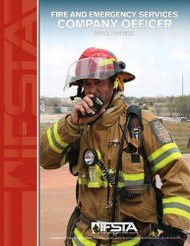 Fire and Emergency Services Company Officer by IFSTA