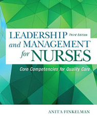 Leadership and Management for Nurses