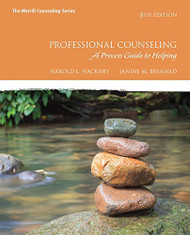 Professional Counseling - A Process Guide to Helping