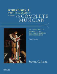 Writing and Analysis Workbook 1 for The Complete Musician
