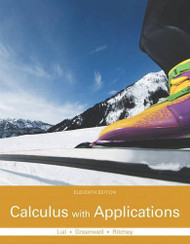 Calculus with Applications