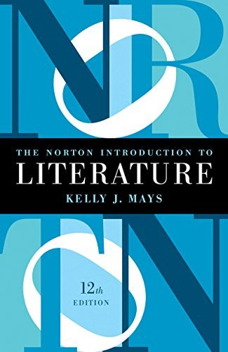 Norton Introduction To Literature
