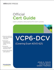 VCP6-DCV Official Cert Guide